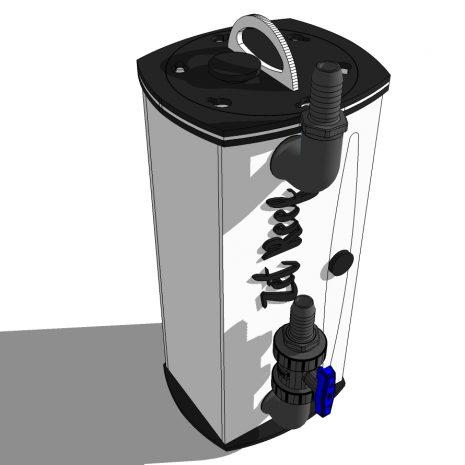 Reactor algas Pro S (1)