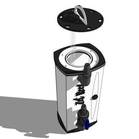 Reactor algas Pro S (2)